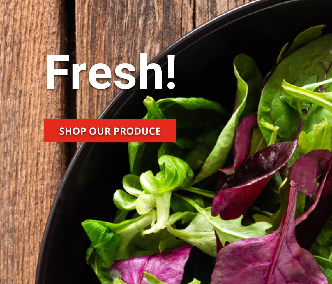 Shop Fresh Produce